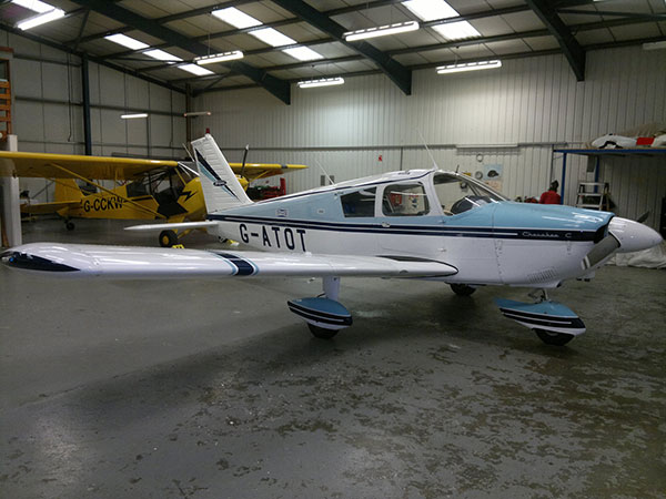 PA 28-180 Piper Cherokee For Sale